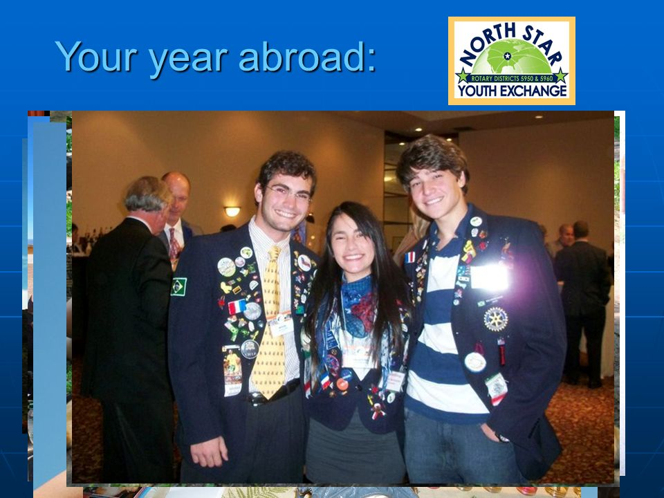 Your year abroad: