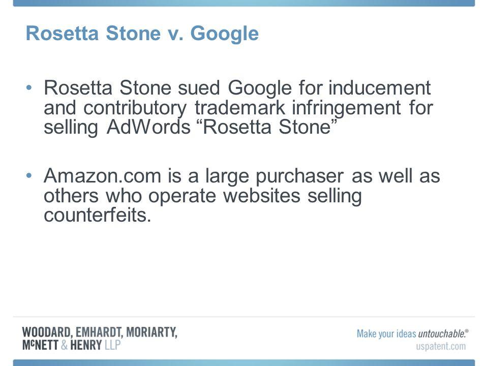 Rosetta Stone v.
