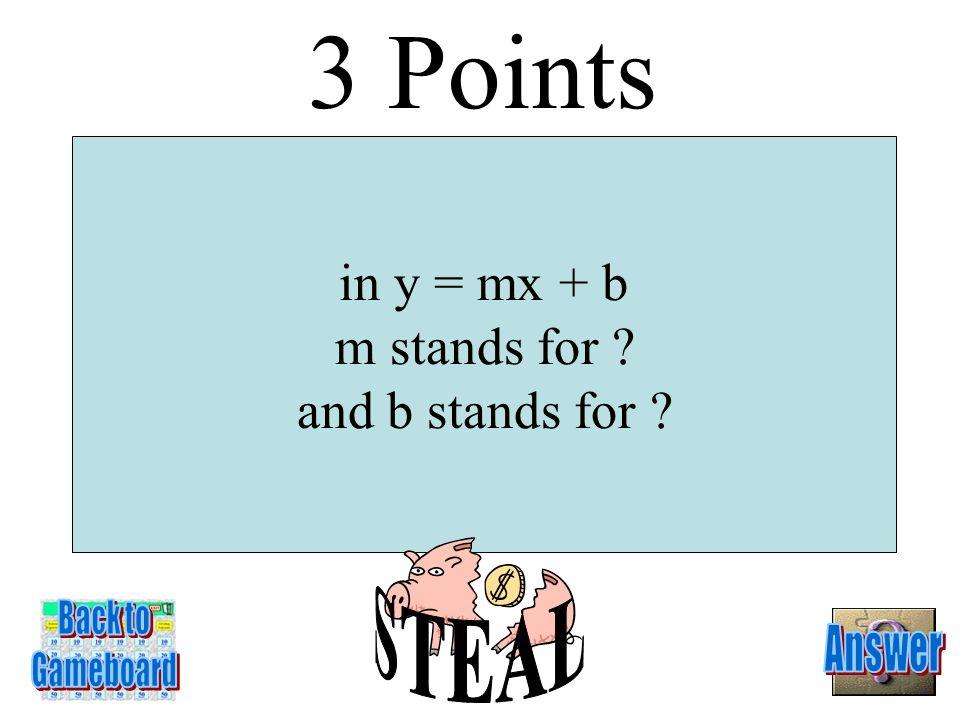 standard form 2 Points 6-2A