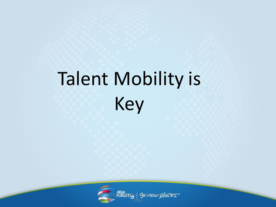 Talent Mobility is Key