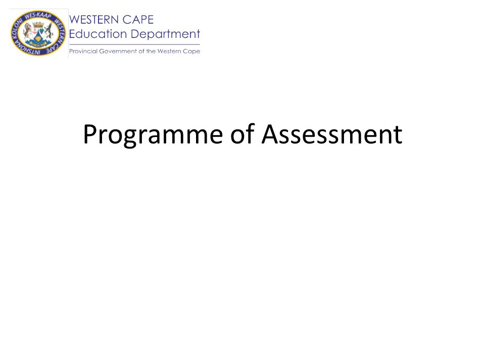 WHAT IS ASSESSMENT Assessment is a planned process of identifying (selecting learner response items) gathering (learner responses) interpreting (marking learner responses) information about the knowledge and skills demonstrated by learners.