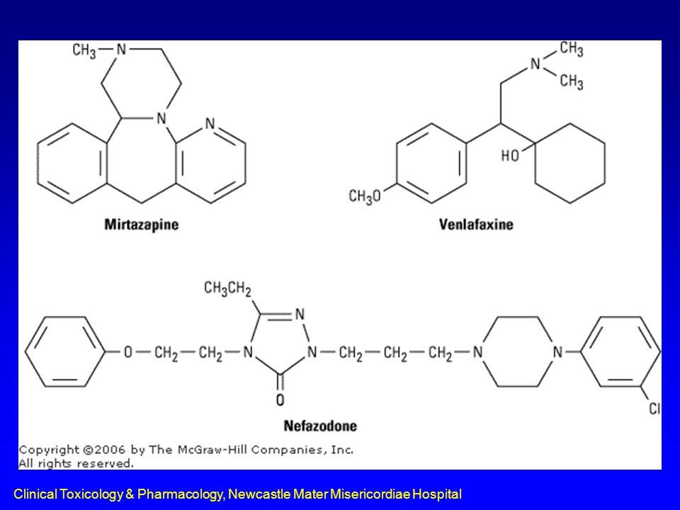 Clinical Toxicology & Pharmacology, Newcastle Mater Misericordiae Hospital