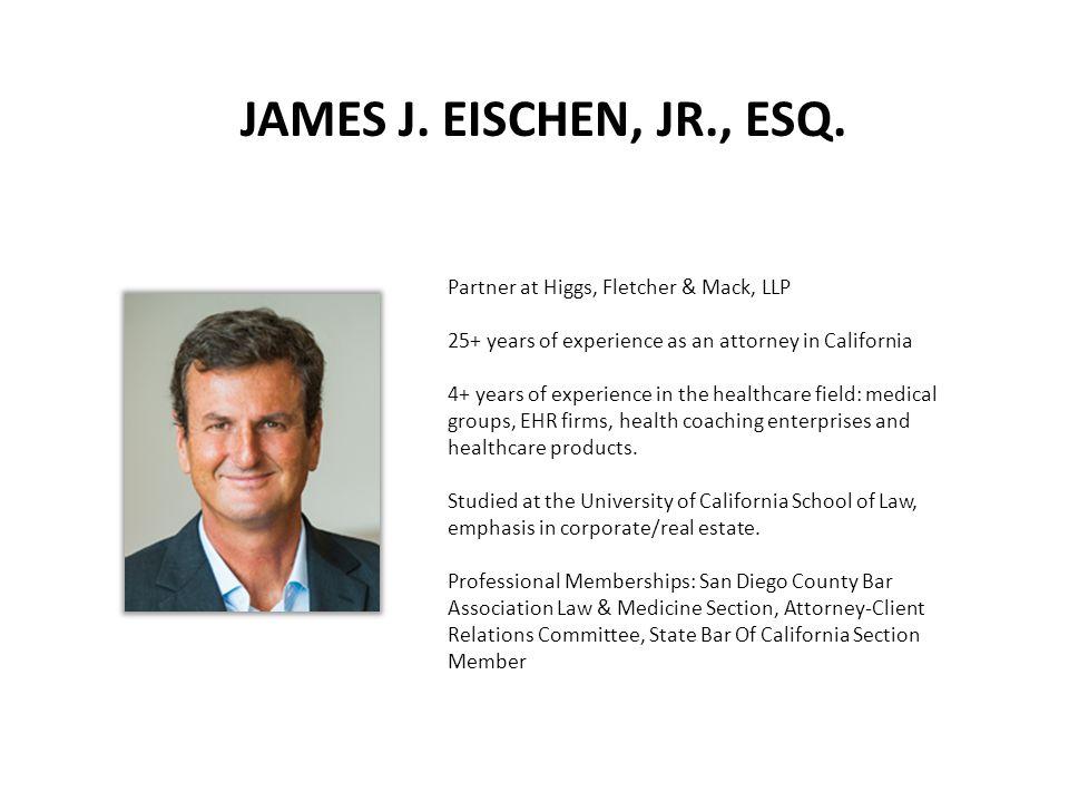 WHY AMERICA PERFORMS POORLY ON HEALTH MEASURES (c) 2013 James J. Eischen, Jr., Esq.