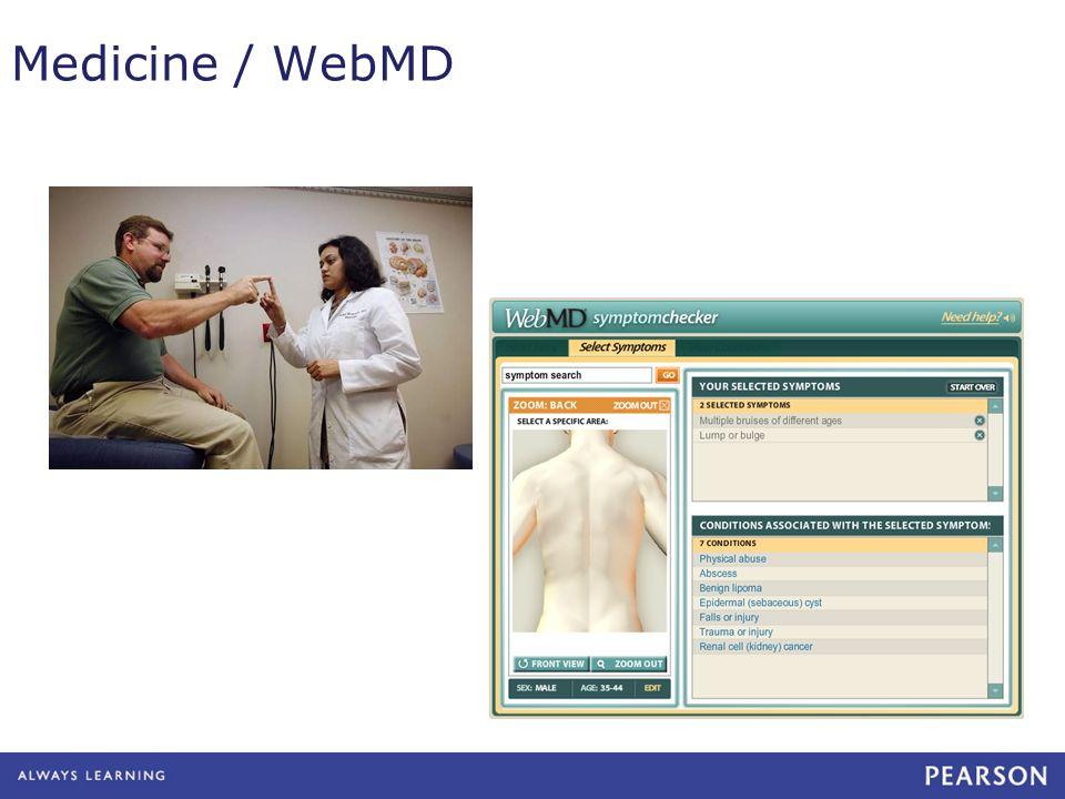 Medicine / WebMD