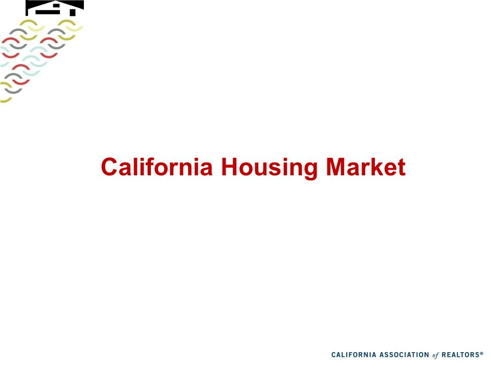 California Housing Market