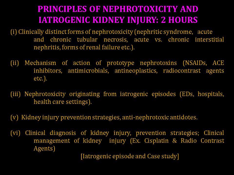 XIN YAO, Cisplatin Nephrotoxicity: A Review.