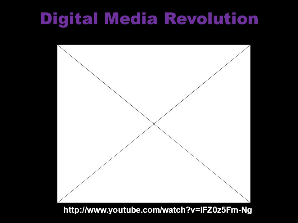 Digital Media Revolution http://www.youtube.com/watch v=lFZ0z5Fm-Ng