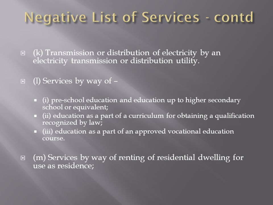 (k) Transmission or distribution of electricity by an electricity transmission or distribution utility.