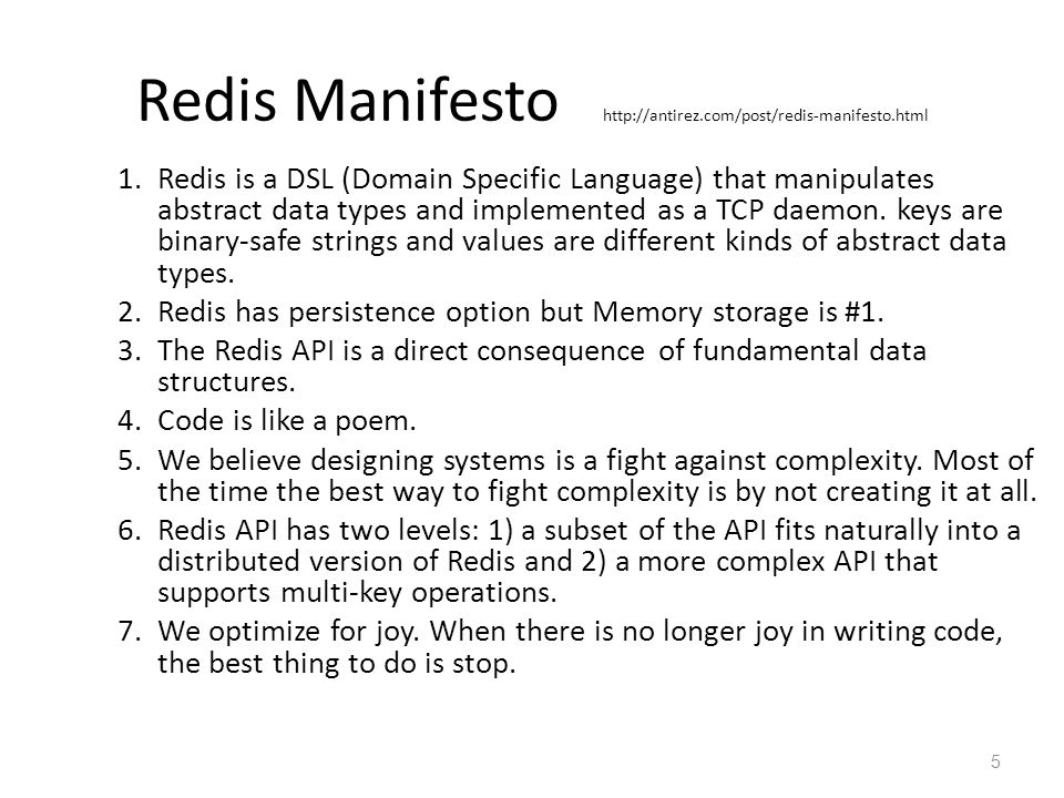 Summary Redis Manifesto Memory #1;data structure server Data structure : strings, hashes, lists, sets and sorted sets, pub sub Leveraging Redis KEYS/Big O /Sort/EXPIRE/Transaction/Optimistic locking/Pipelining Redis Admin and maintenance Select /Redis/Persistence/Replication/ VM/Upgrade/BackUp/Sharding /Benchmarks The architecture of REDIS Event library /Memory efficient Latency /Security Cases http://lloogg.com / a simple Twitter clone /Sina Weibo http://lloogg.com 66