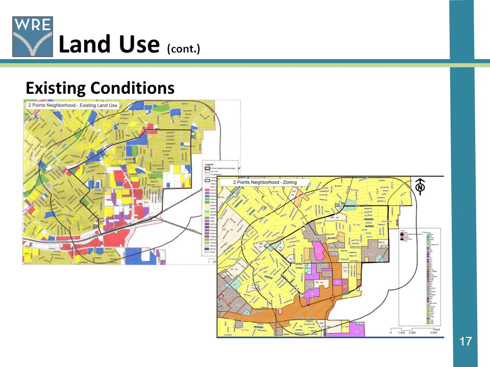 17 Existing Conditions Land Use (cont.)