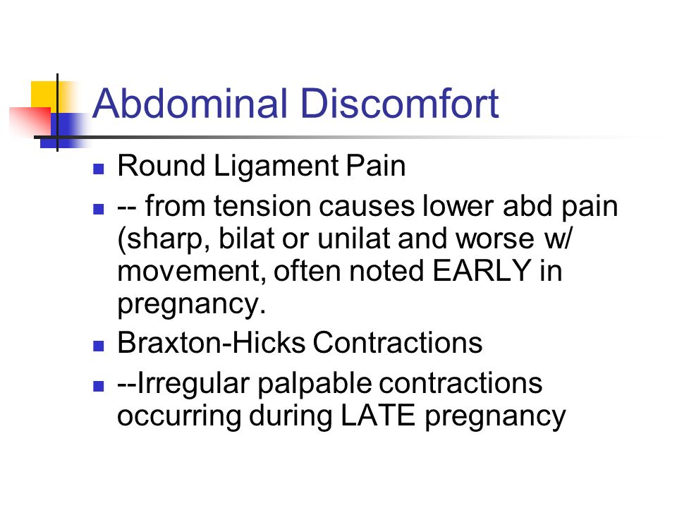 Specific issues in Pregnancy
