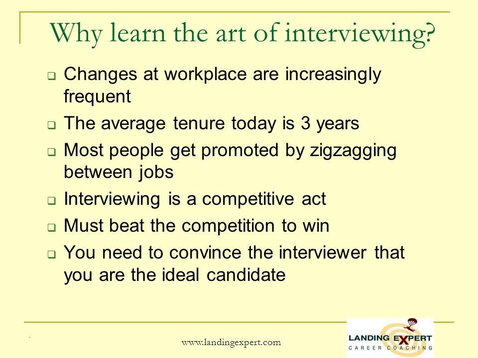 www.landingexpert.com Who might interview you.