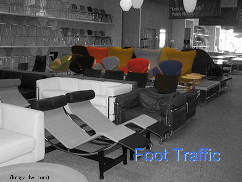 Foot Traffic (Image: dwr.com)
