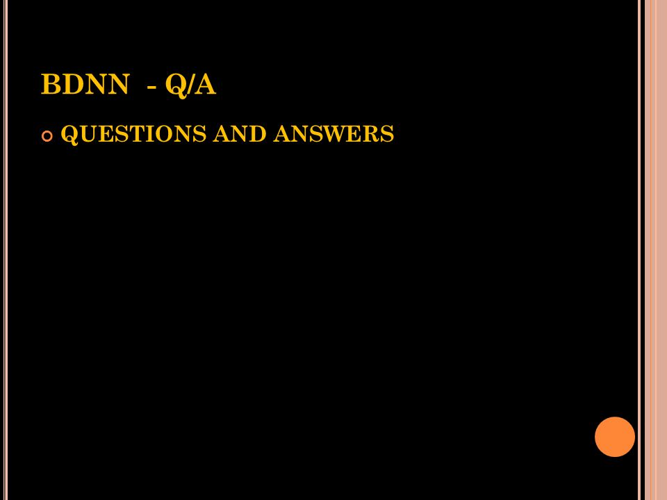 BDNN - MORE QUESTIONS 8. how might your firm or organization better contribute to a more sustainable culture in Haiti? 9. does your firm recruit cultu