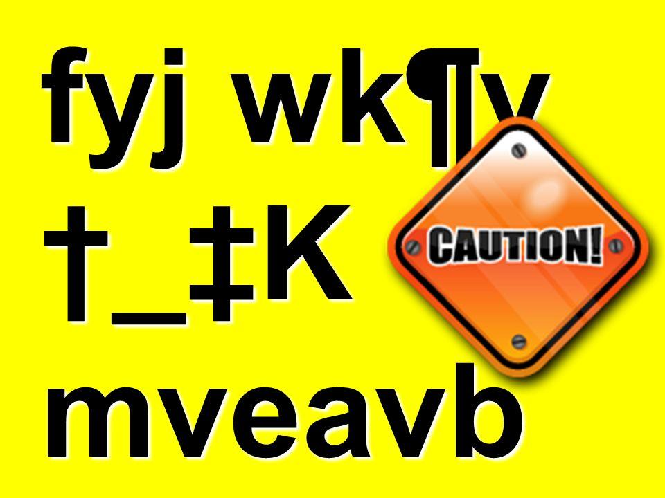 fyj wk¶v _K mveavb