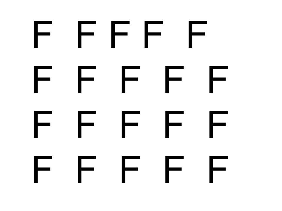 F F F F F