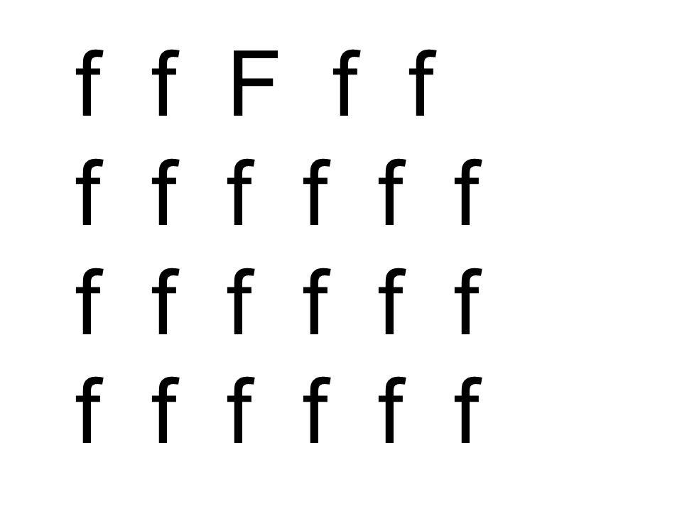 f f F f f f f f