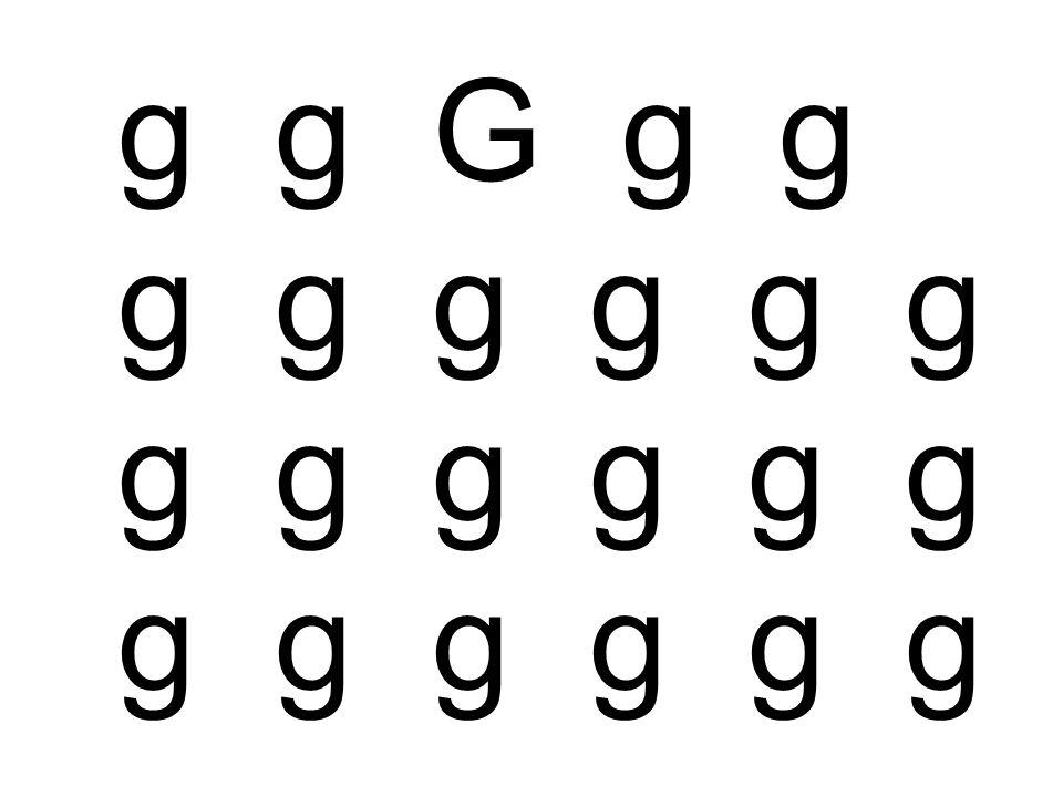 g g G g g g g g