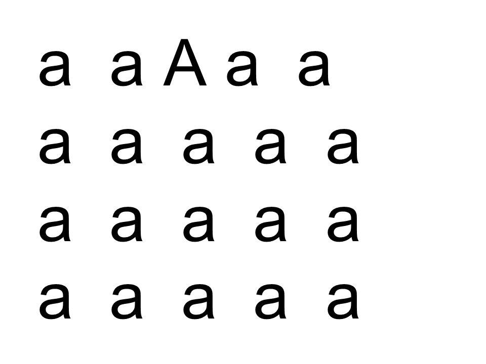 a a A a a a a a a a a a a a a