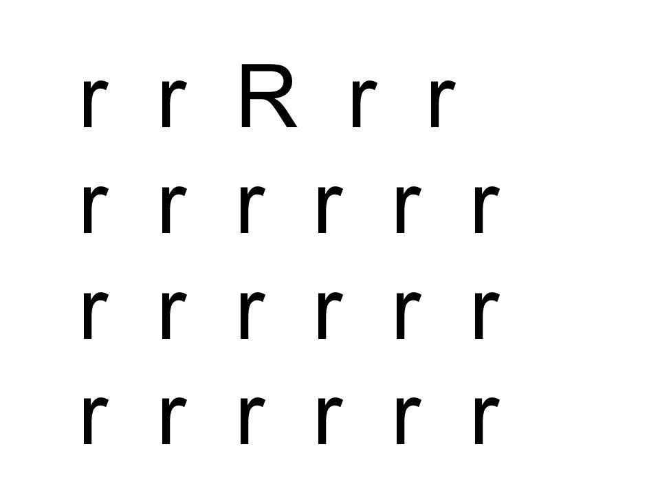r r R r r r r r r r r r r r