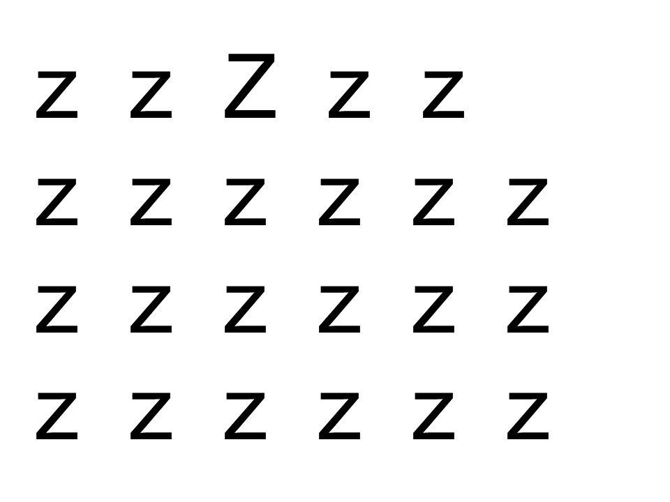 z z Z z z z z z