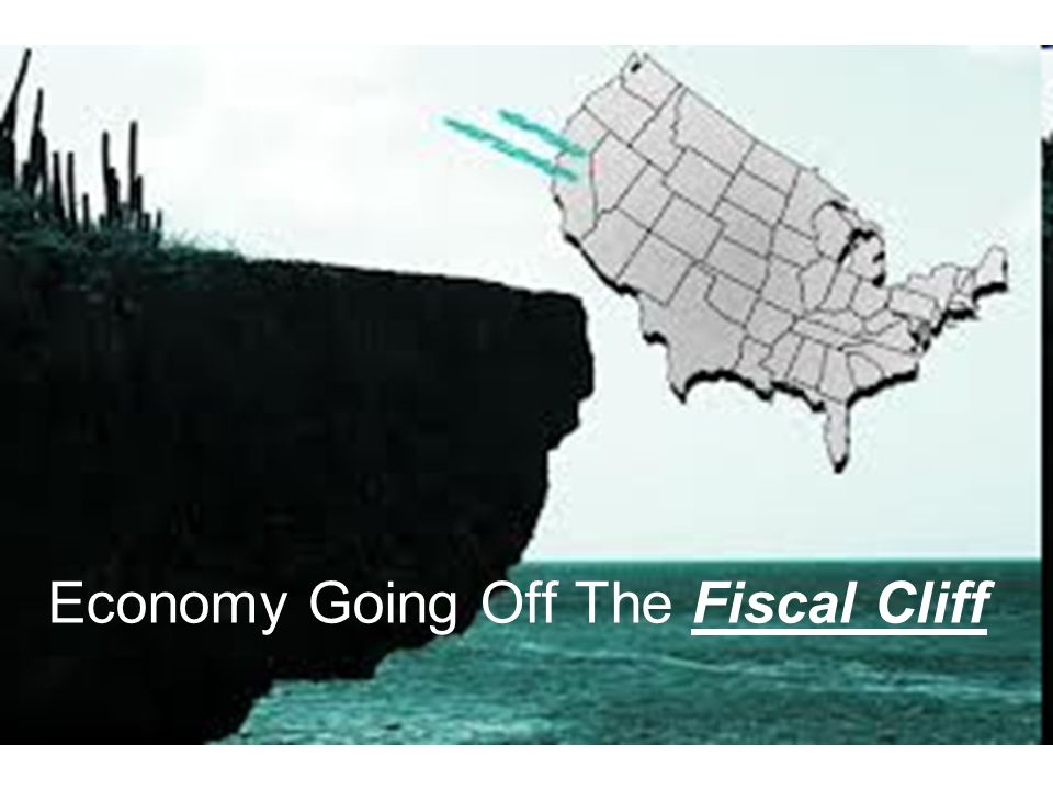 Economy Going Off The Fiscal Cliff