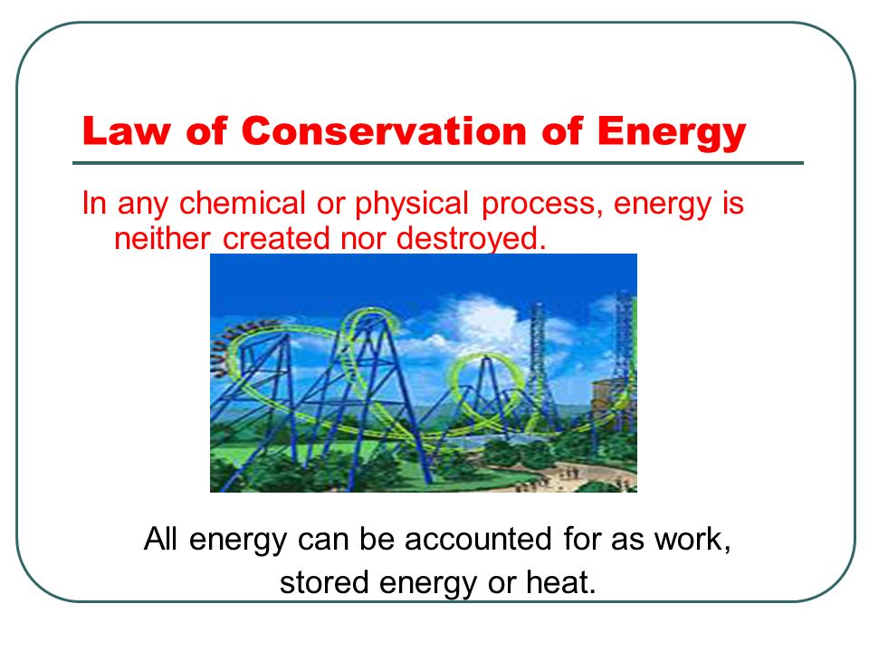Warm Up- Think about the types of energy(kinetic, potential and chemical potential.