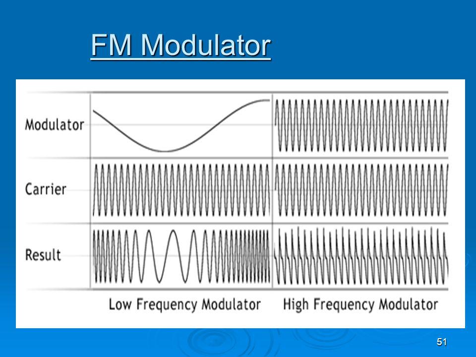 51 FM Modulator