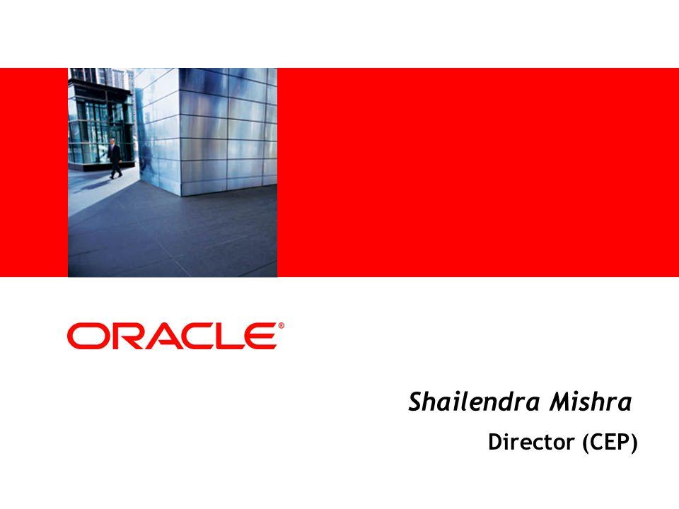 Shailendra Mishra Director (CEP)