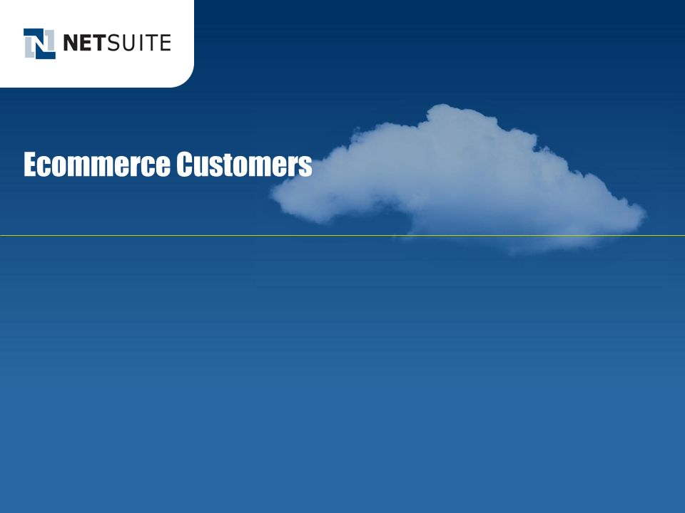 Ecommerce Customers