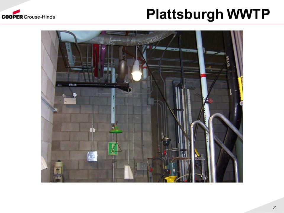 31 Plattsburgh WWTP