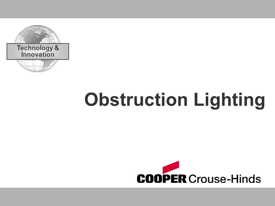 Obstruction Lighting Technology & Innovation