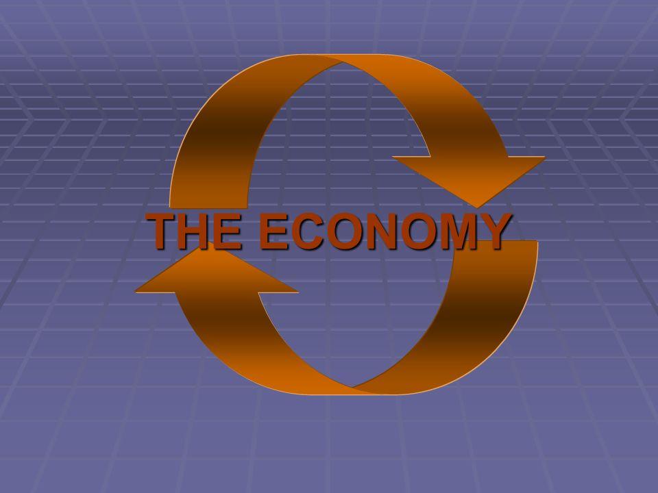 RHETORICAL ECONOMIC CYCLE Conceptualized by: Jermaine Harris THE ECONOMY