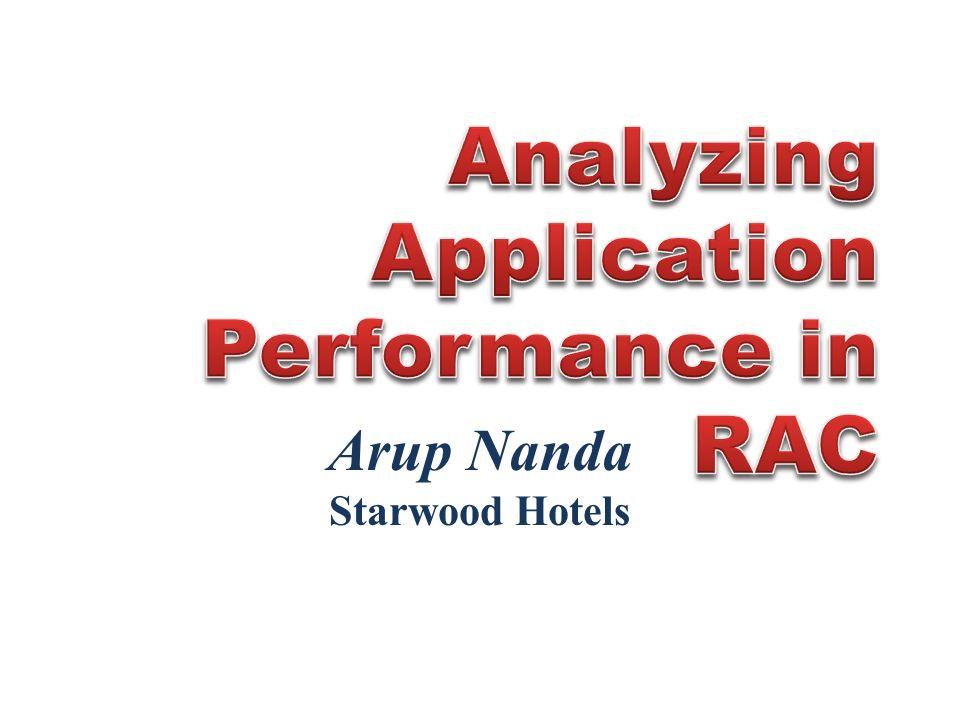 Arup Nanda Starwood Hotels