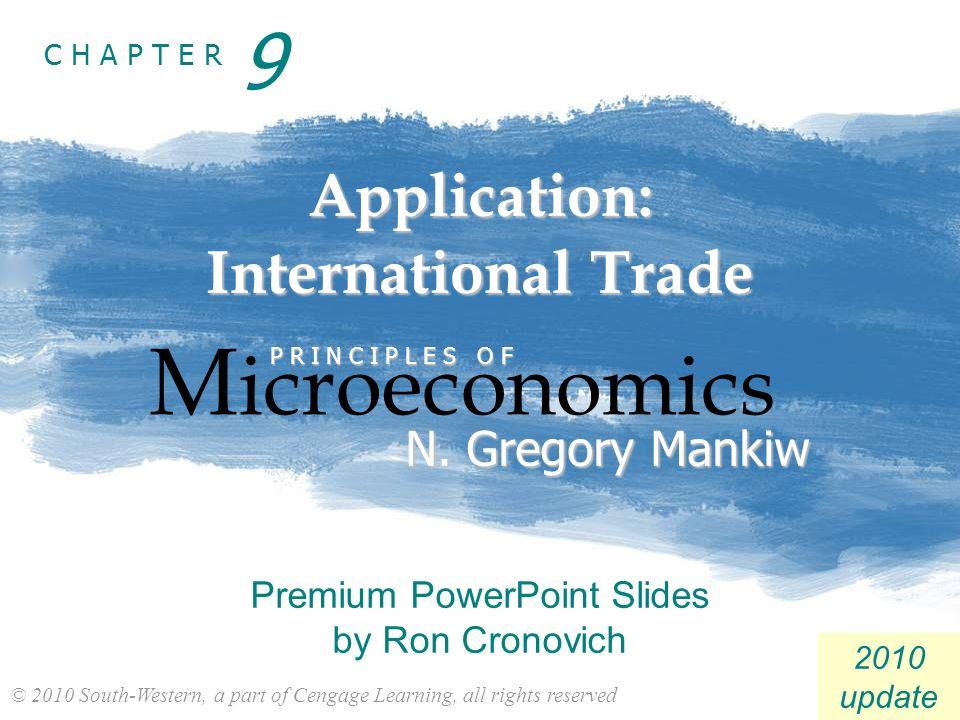 APPLICATION: INTERNATIONAL TRADE 30 On 12/31/2004, U.S.