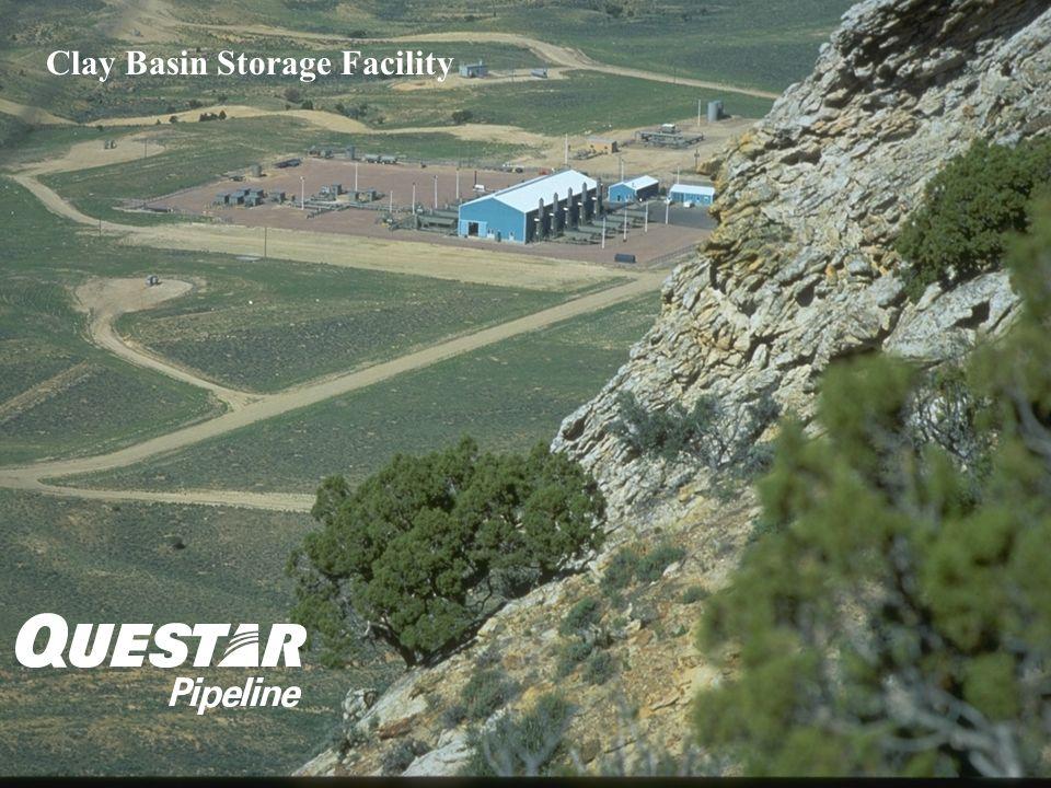Clay Basin Storage Facility