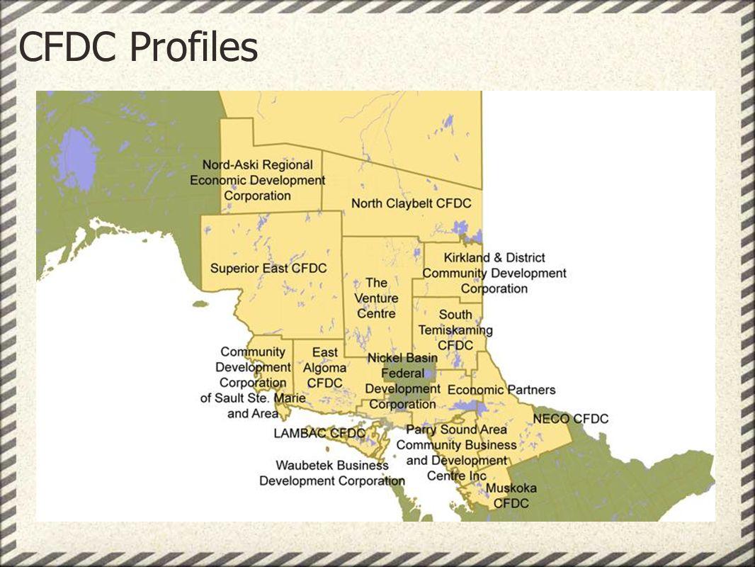 CFDC Profiles