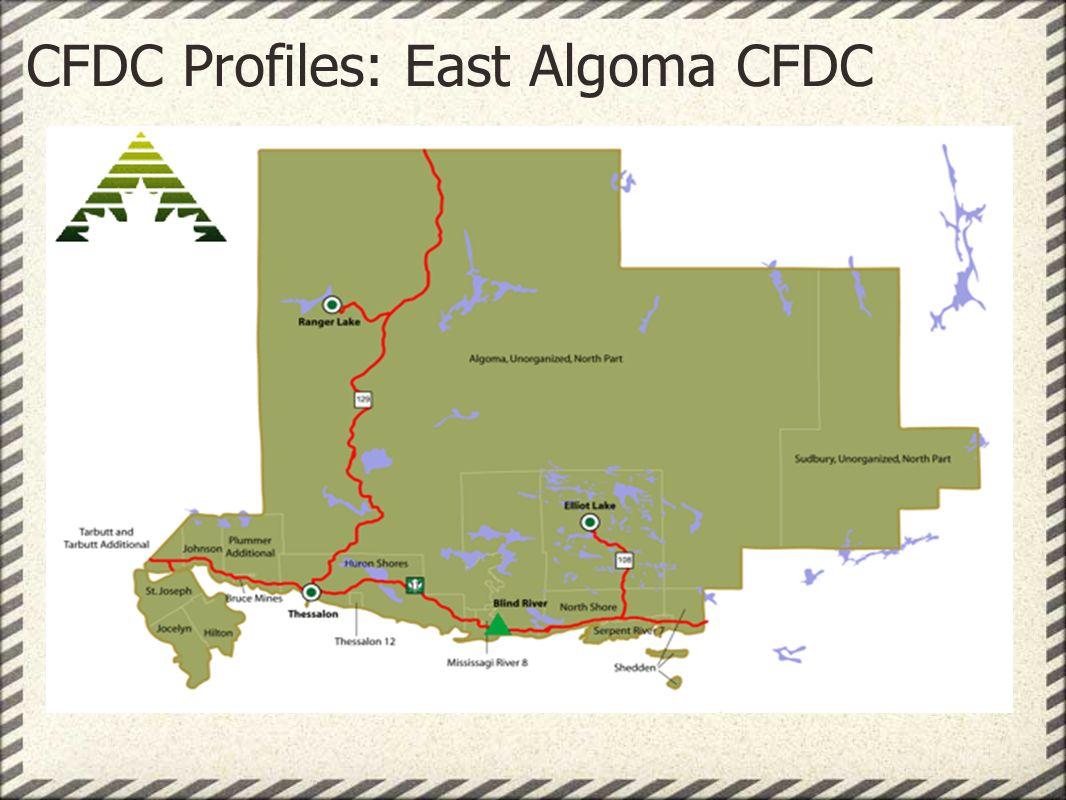 CFDC Profiles: East Algoma CFDC
