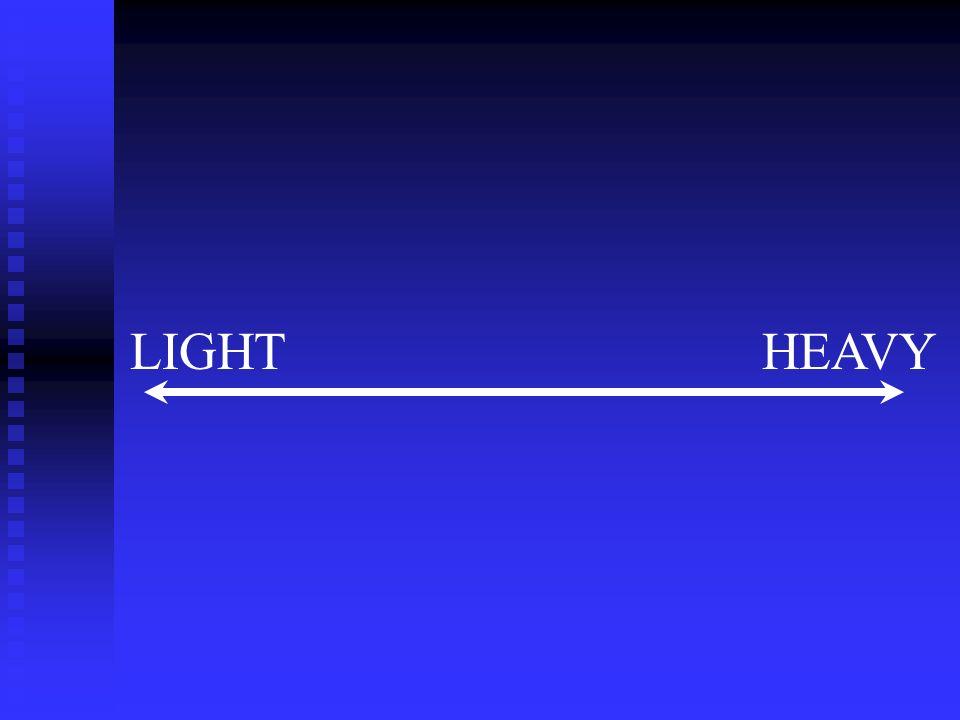 LIGHTHEAVY