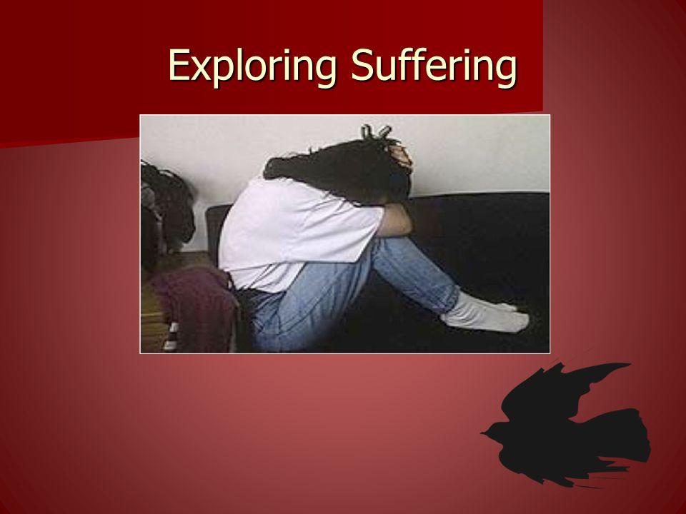Exploring Suffering