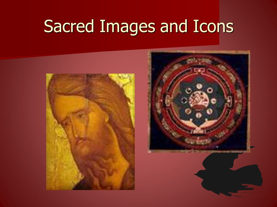 Sacred Images and Icons