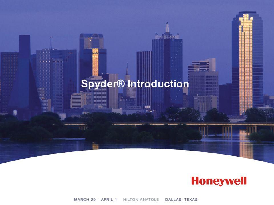 Spyder® Introduction
