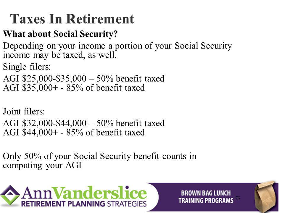 176 What about Social Security.