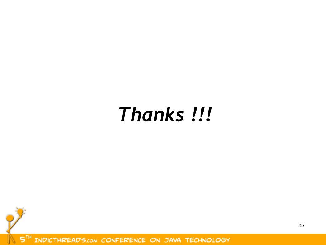 35 Thanks !!!