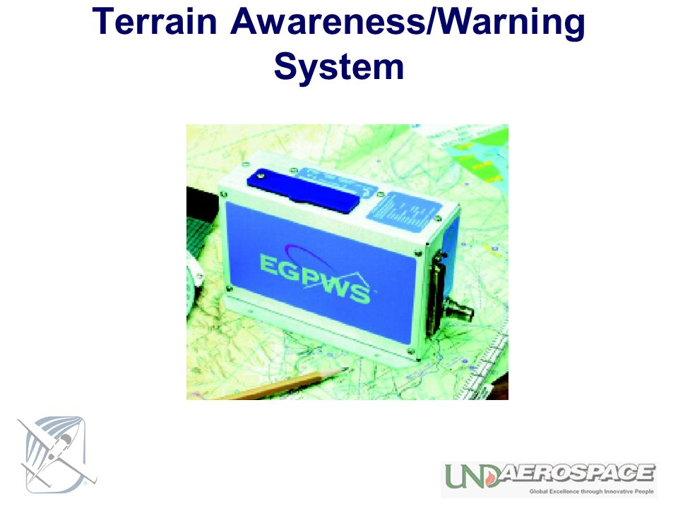 System Constraints If there is no terrain data in the database for a particular area, then TAWS alerting is not available for that area.