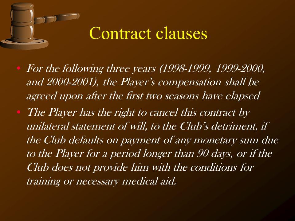 The arbitration London, England, 8/19/1999 International arbitrator: Iain Patrick Travers Toronto Raptors v. Buducnost Yugoslav Basketball Federation