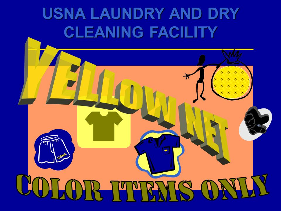 USNA LAUNDRY AND DRY CLEANING FACILITY USNA