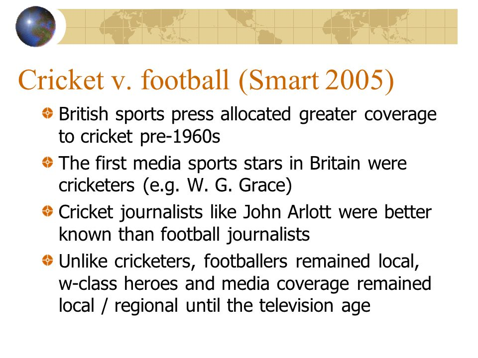 Cricket v.
