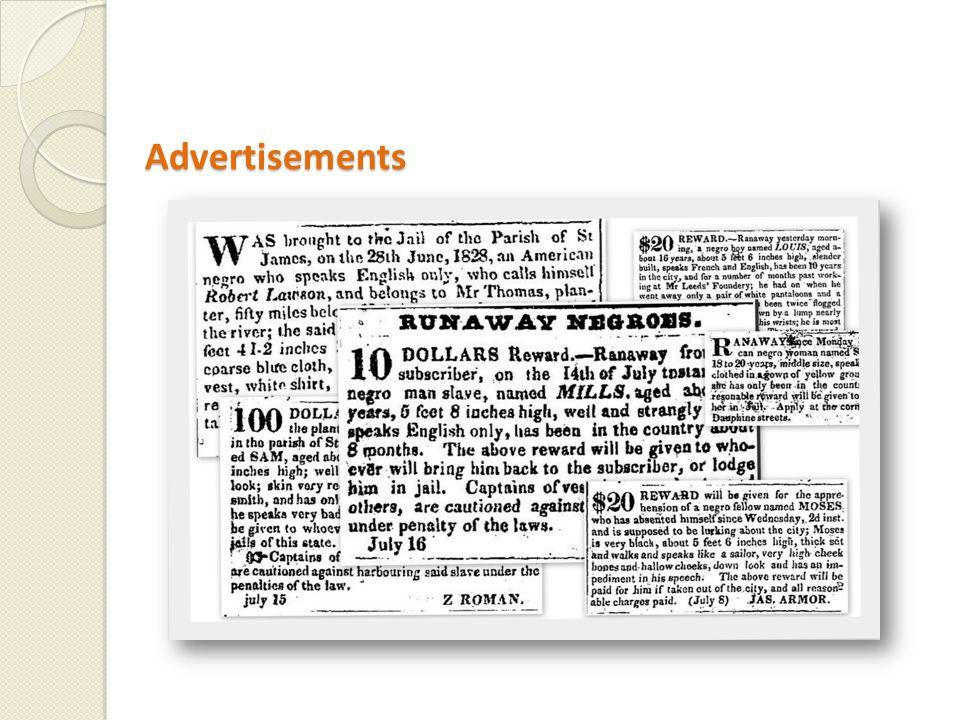 Advertisements Advertisements