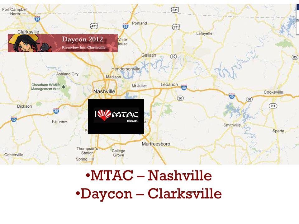 MTAC – Nashville Daycon – Clarksville